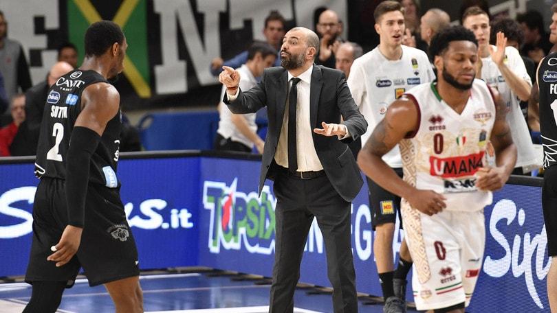 Eurocup, Trento chiude con una sconfitta