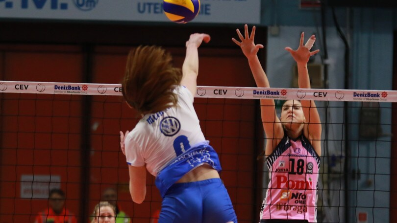Volley: Cev Cup, Casalmaggiore stacca il pass per i quarti