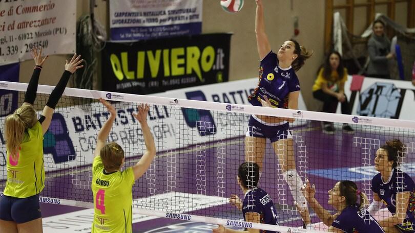 Volley: Coppa Italia A2 Femminile, la finale è Battistelli-Mondovì