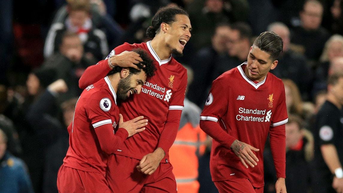 19. Liverpool (Inghilterra) 232,8 milioni