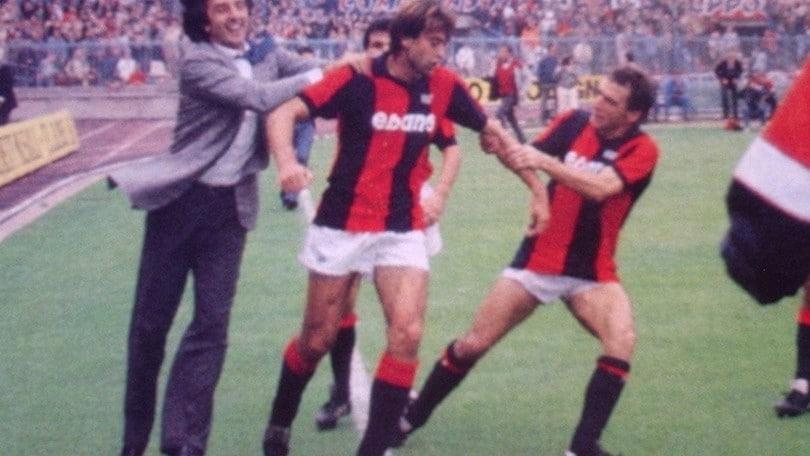 Serie A Bologna, scomparso Bruno Pace. In rossoblù tra '60 e '70