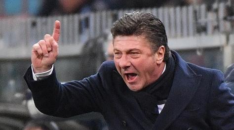 Torino, Mazzarri: «La Juventus ha sempre fame. Stima e rispetto per Allegri»
