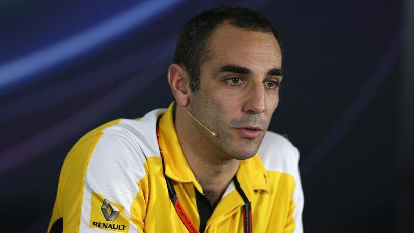 F1, Abiteboul: «Non avete ancora visto la vera Renault»
