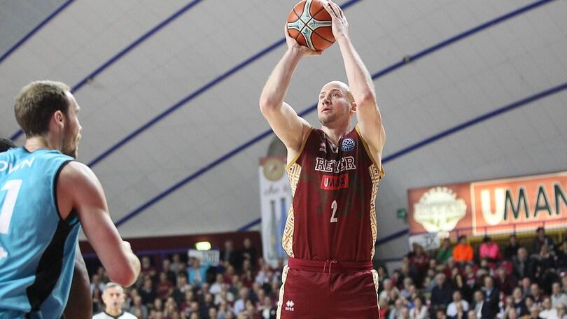 FIBA Europe Cup, i sorteggi delle italiane