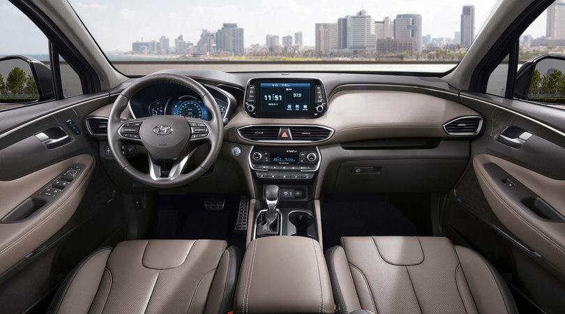 Hyundai Santa Fe, la quarta generazione è grande anche nei contenuti