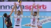 Volley: Superlega, Perugia-Civitanova, il big match si gioca in anticipo