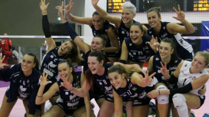 Volley: A2 Femminile, 24a giornata di partitissime