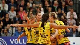 Volley: A1 Femminile, la 19a parte con tre anticipi
