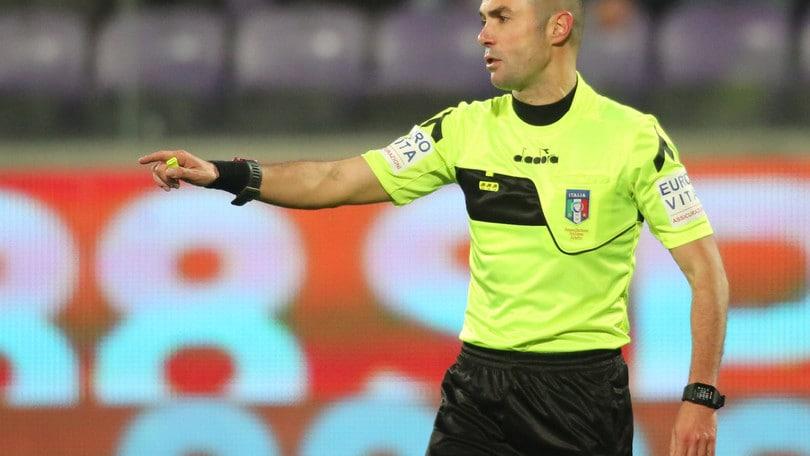 Serie A, Guida fischierà Milan-Inter. Rocchi per Spal-Roma