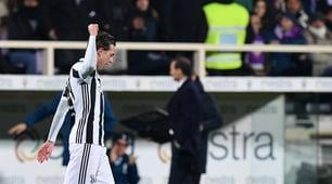 Fiorentina-Juventus, vendetta Bernardeschi: dai fischi alla gioia per il gol da ex