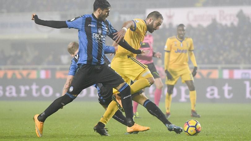 Coppa Italia, Lega Calcio: «Juventus-Atalanta alle 17.30 una scelta obbligata»