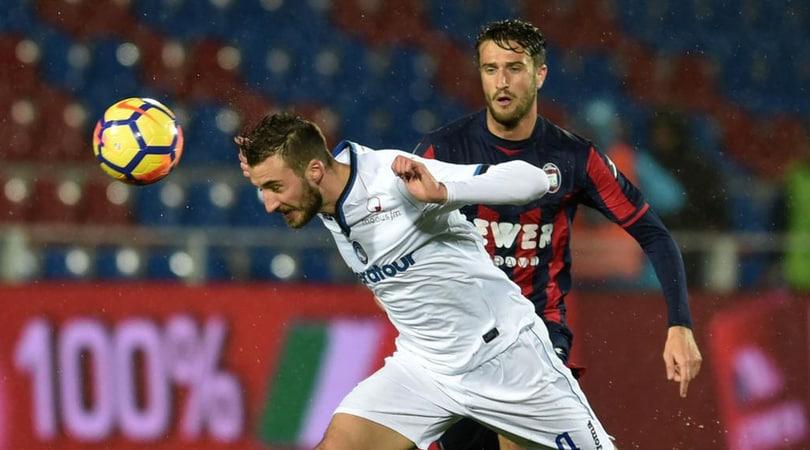 Serie A, Crotone-Atalanta 1-1: sblocca Mandragora, risponde Palomino