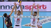Volley: Superlega, Perugia è la più forte, battuta ancora Civitanova