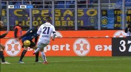 Inter-Bologna 2-1: il tocco di mano di D'Ambrosio