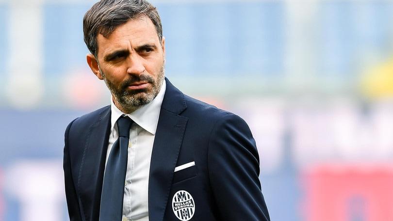 Serie A, Pecchia: «Verona, questo è un passo indietro»