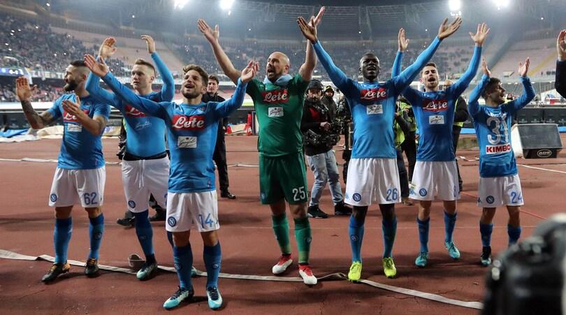 Napoli, che media punti! Davanti c'è solo il Manchester City