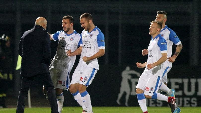 Serie B, Cittadella-Novara 1-3: per Puscas una tripletta da sogno