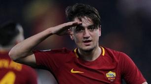 Roma-Benevento 5-2: quanti gol all'Olimpico