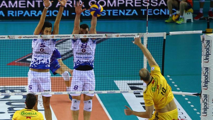 Volley: A2 Maschile, Pool B, cade la capolista Gioia del Colle