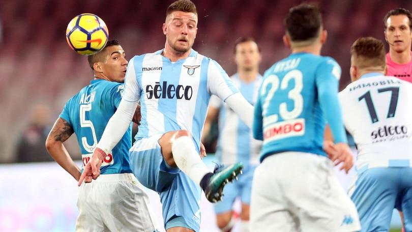 Serie A, per la Lazio la Champions è in salita