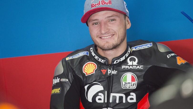 MotoGp Ducati, Miller: «Finalmente ho più controllo»