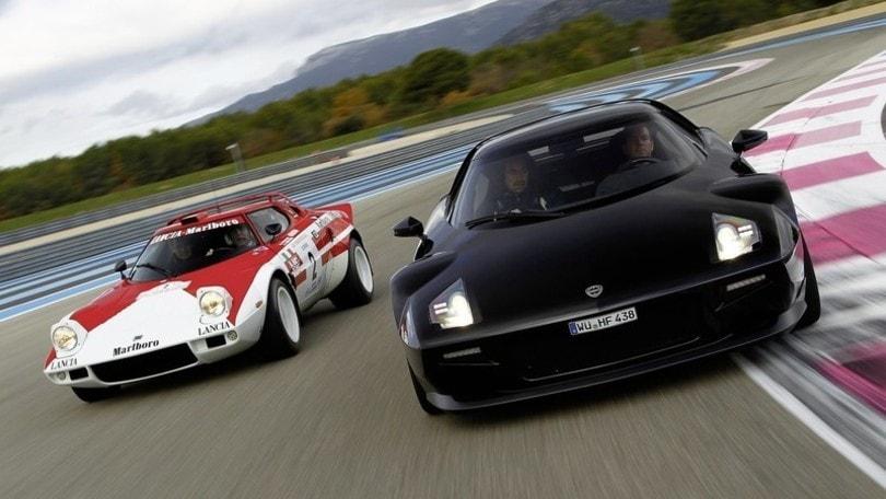 New Stratos, a Ginevra ritorna la sportiva del mito Lancia