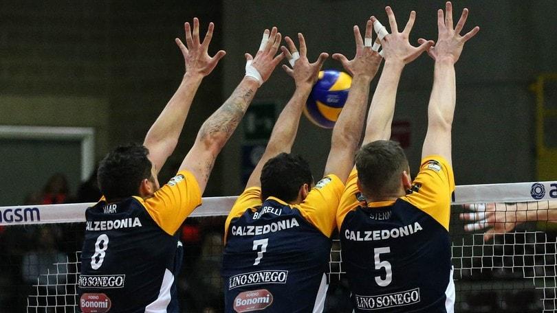 Volley: Cev Cup, Verona affronta i francesi del Montpellier