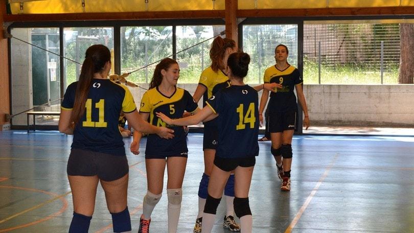 Volley: Volley Scuola parte col botto: il Machiavelli batte il Nomentano