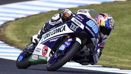 Moto3, Martin è il più veloce del primo giorno di prove