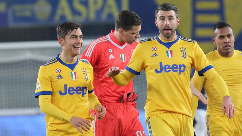 Champions League Juventus, i convocati: out Barzagli e Dybala