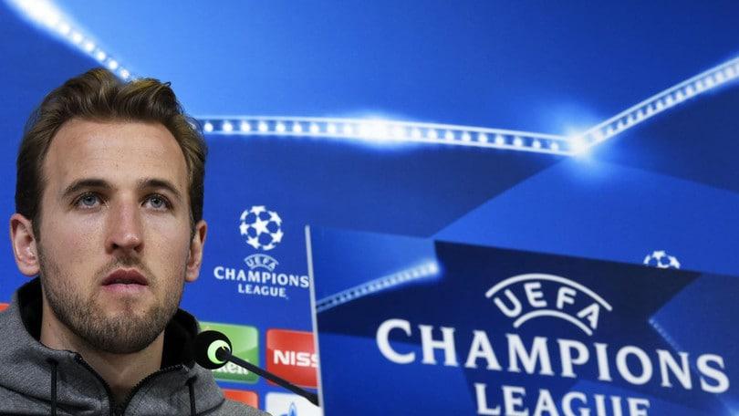 Kane: «Totti? Un fenomeno. Farò come lui...»