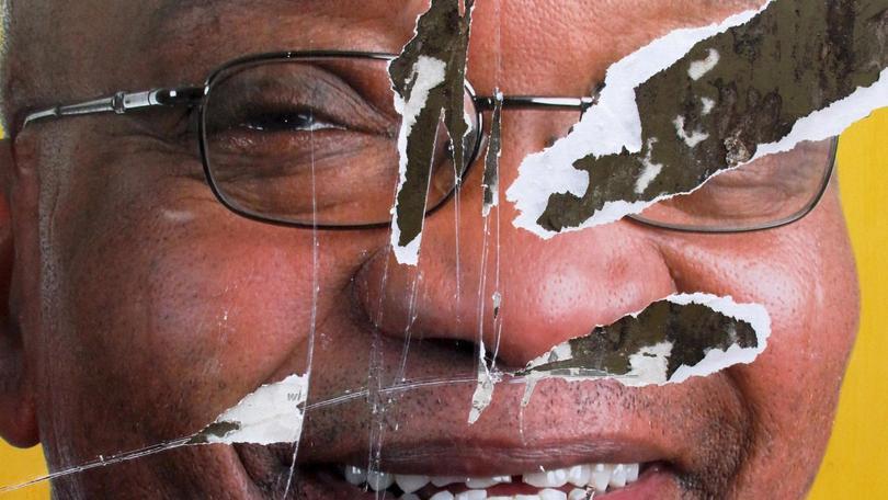 Sudafrica: Anc rimuove presidente Zuma