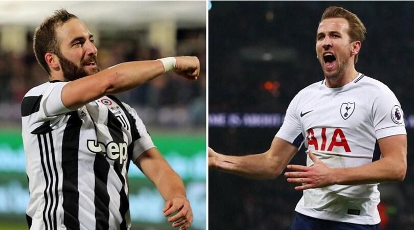 Diretta Juventus-Tottenham: formazioni ufficiali e dove vederla in tv