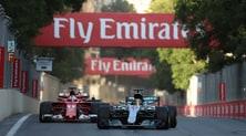 F1, a rischio il Gran Premio dell'Azerbaijan