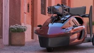 Pal-V, la nuova auto volante