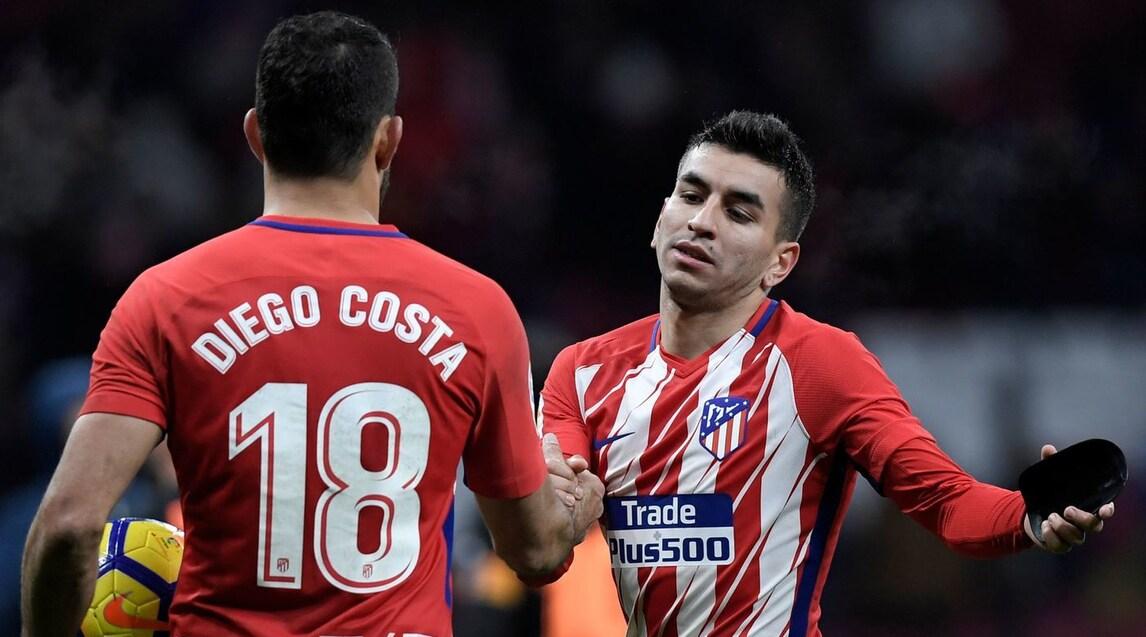 16. Atletico Madrid (Spagna) 267,5 milioni
