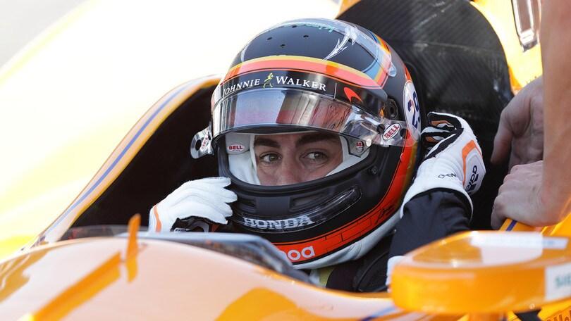 F1 McLaren, Alonso: «Venerdì vedrò la nuova macchina»