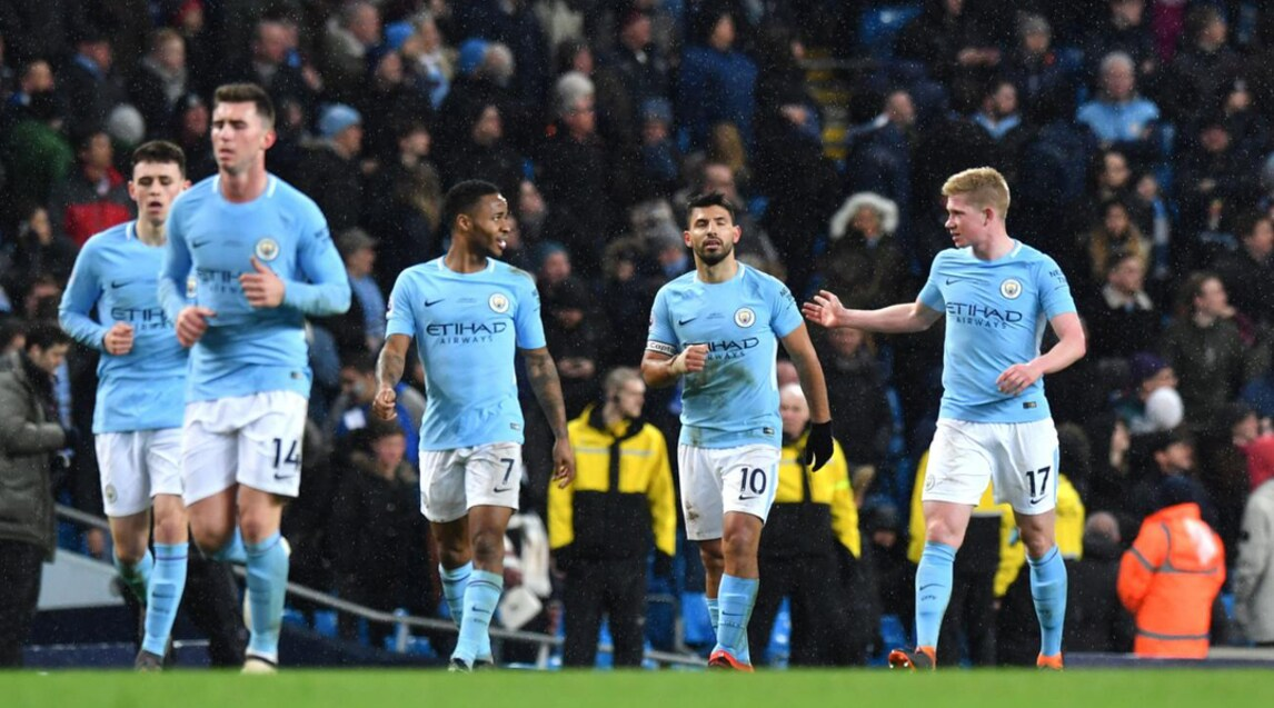14. Manchester City (Inghilterra) 274,6 milioni