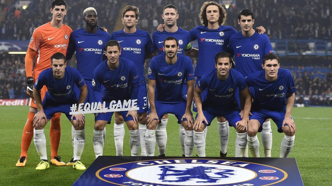 7.Chelsea (Inghilterra), 530,2 milioni