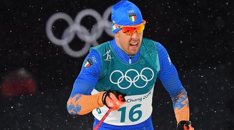 Pellegrino super: è argento nello sprint
