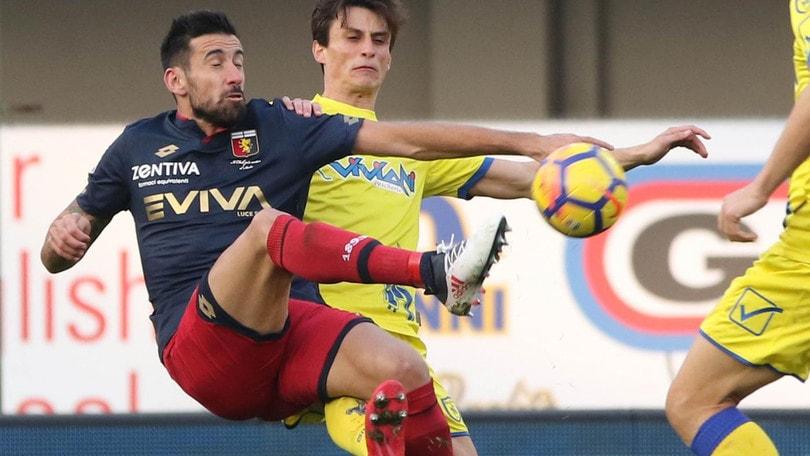 Serie A Genoa, Spolli: «Con l'Inter possiamo farcela»