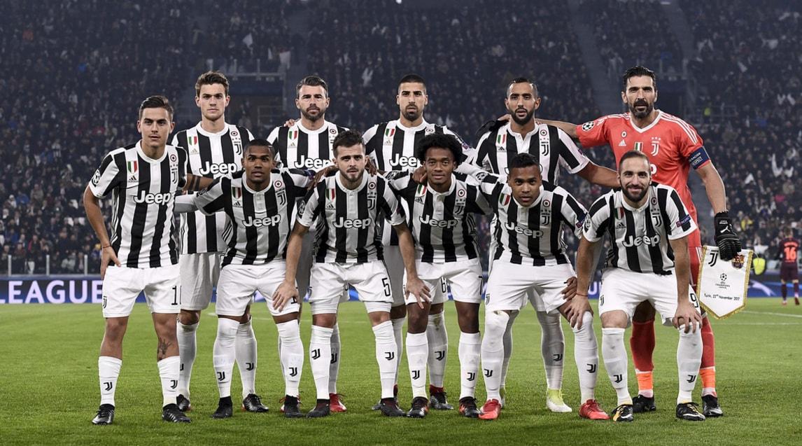 4. Juventus (Italia), 605,2 milioni