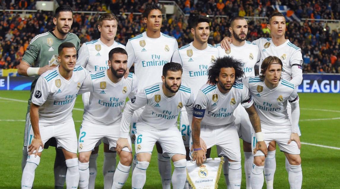 1. Real Madrid (Spagna) 689,5 milioni