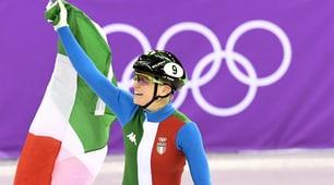 Olimpiadi, è oro per Arianna Fontana!