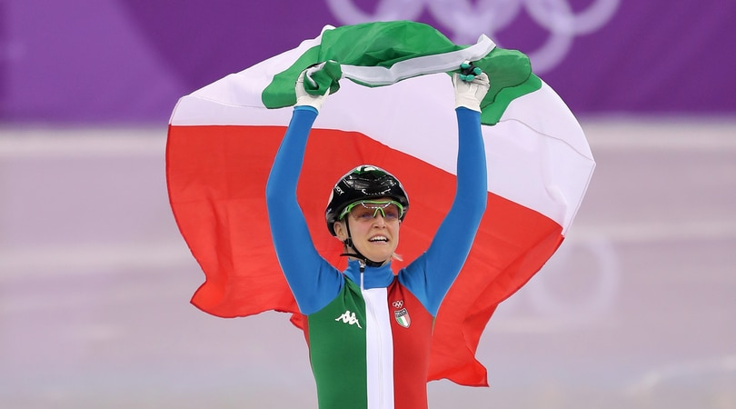 Short track, Arianna Fontana oro nei 500 metri!