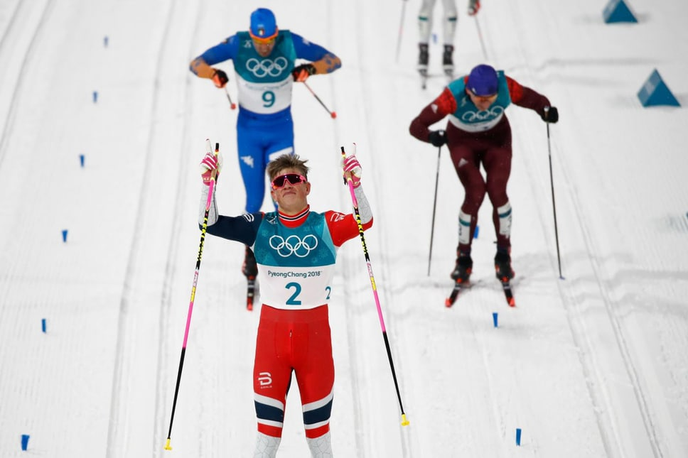 Tante emozioni a PyeongChang: dopo l'oro della Fontana arriva l'importante vittoria dell'azzurro specializzato nella tecnica libera, supera se stesso sulla pista coreana conquistando il secondo posto