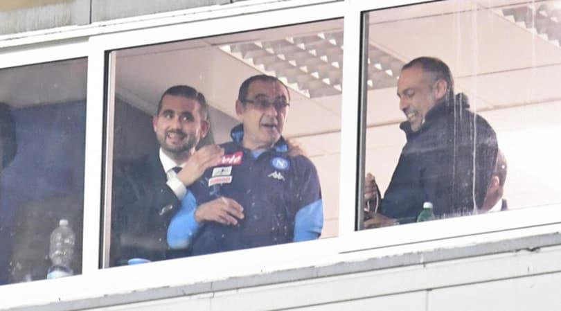 Squalificati Serie A, stop per tre del Bologna. Sarri, solo diffida