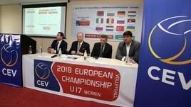 Volley: Europei Under 17 Femminile: effettuato il sorteggio dei gironi