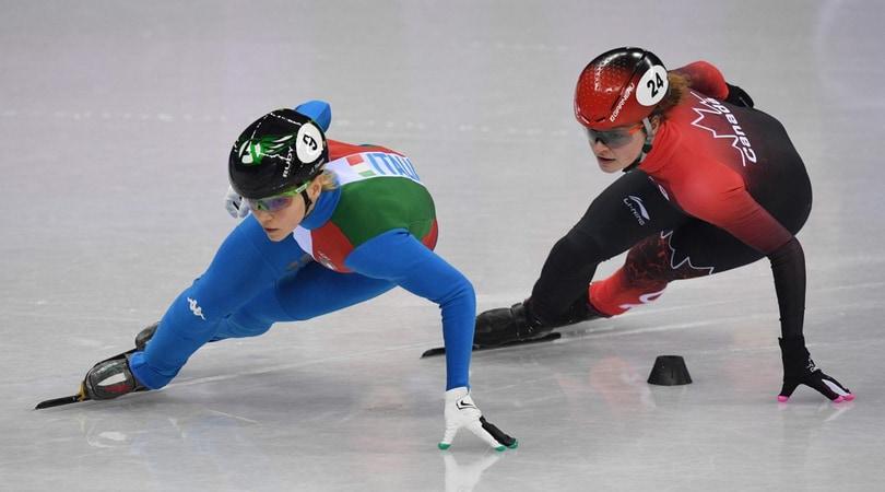 Pyeongchang, minacce social alla pattinatrice canadese dopo il bronzo