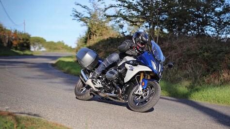 Prova BMW R 1200 RS, chilometri di divertimento